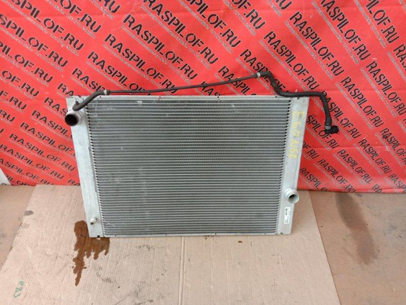 Радиатор двигателя Bmw 5-Series E60 N52B30 2005