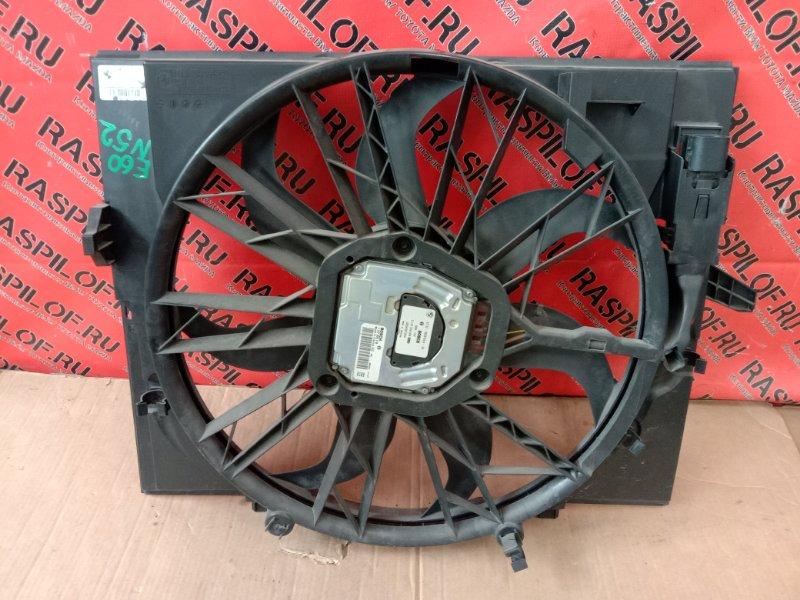 Вентилятор Bmw 5-Series E60 N52B30 2005