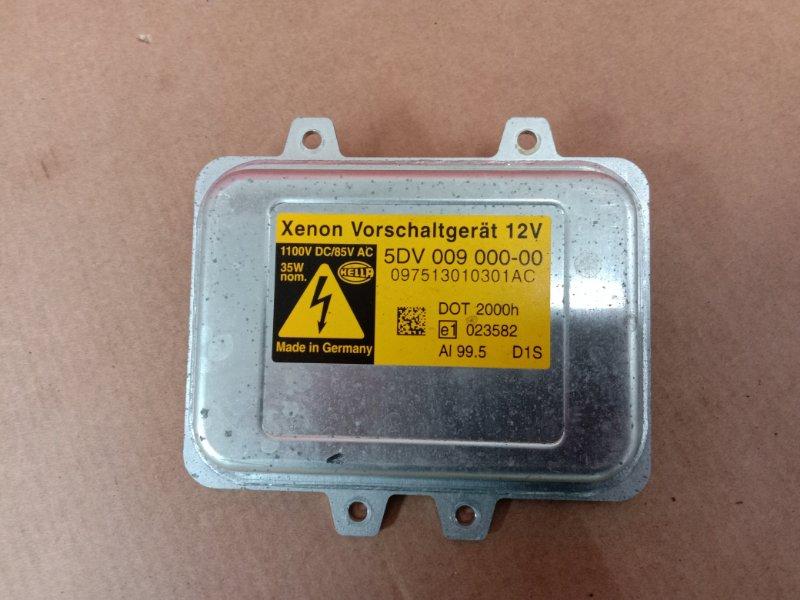 Блок розжига ксенона Bmw 5-Series E60 N52B30 2005