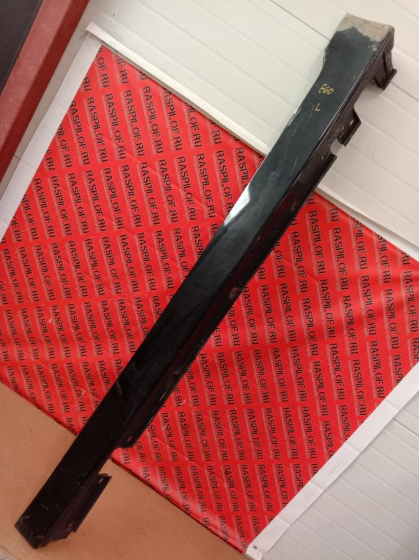 Накладка на порог Bmw 5-Series E60 N52B30 2005 левая