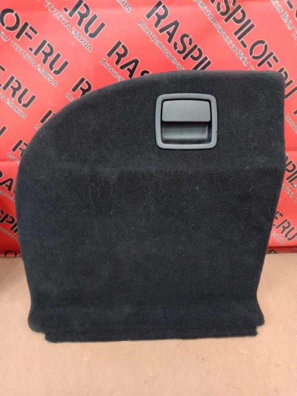 Обшивка багажника Bmw 5-Series E60 N52B30 2005 левая