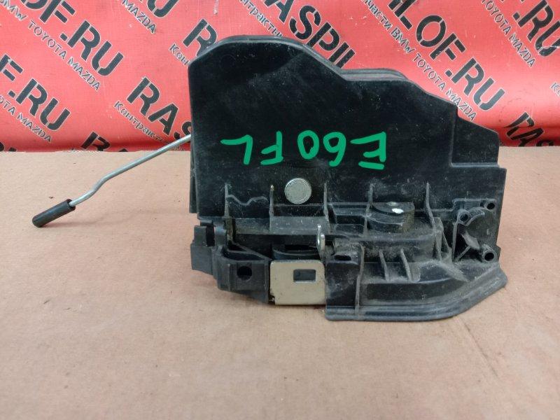 Замок дверной Bmw 5-Series E60 N52B30 2005 передний левый