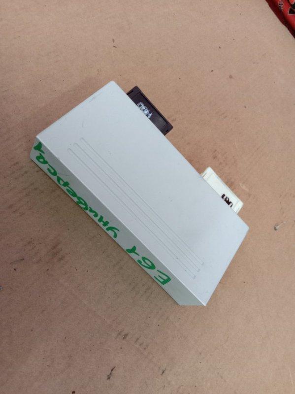 Блок управления Bmw 5-Series E60 N52B30 2005