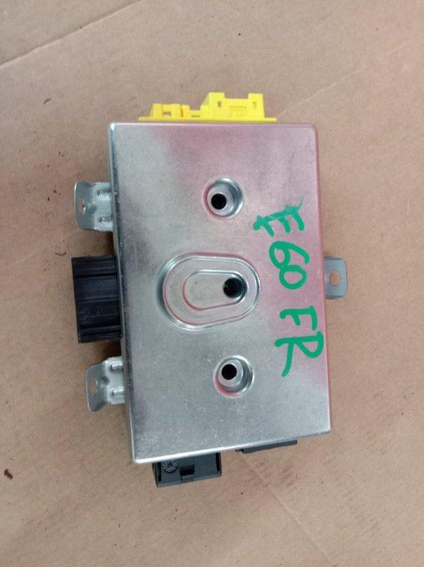 Блок управления air bag Bmw 5-Series E60 N52B30 2005 передний правый