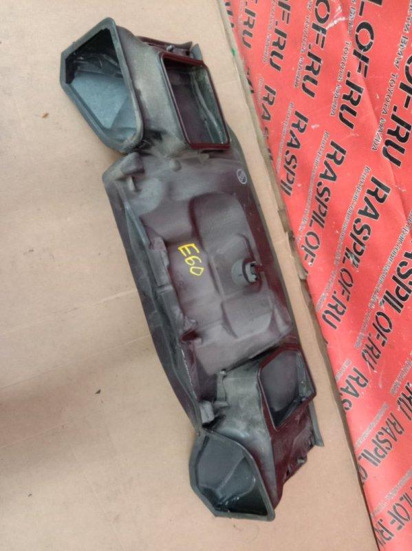 Воздухозаборник Bmw 5-Series E60 N52B30 2005