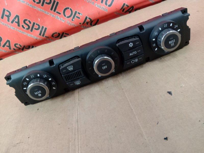 Блок управления климат-контролем Bmw 5-Series E60 N52B30 2005