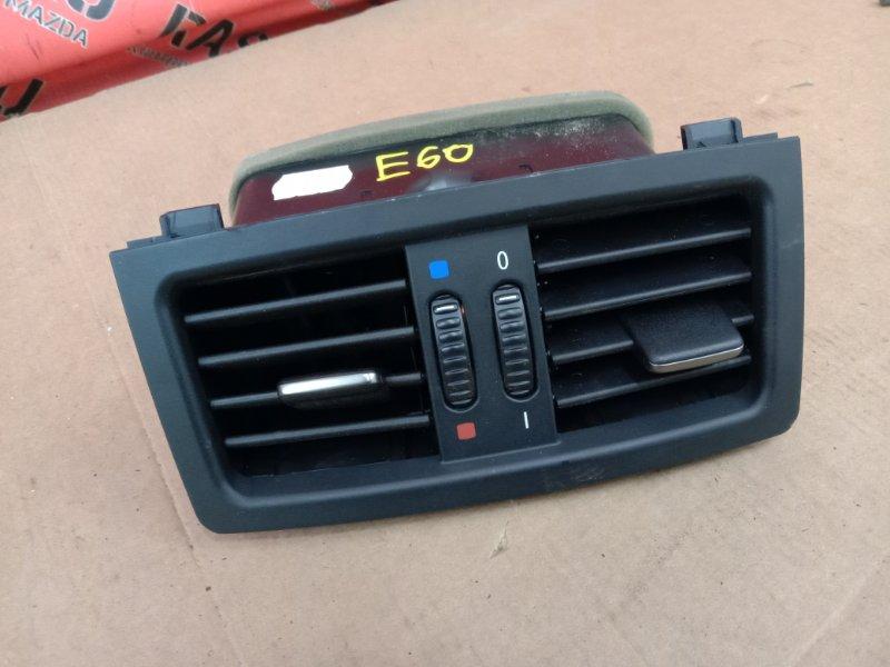 Дефлектор воздушный Bmw 5-Series E60 N52B30 2005 задний