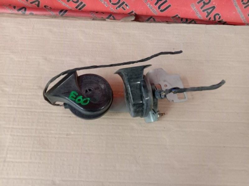 Сигнал звуковой Bmw 5-Series E60 N52B30 2005