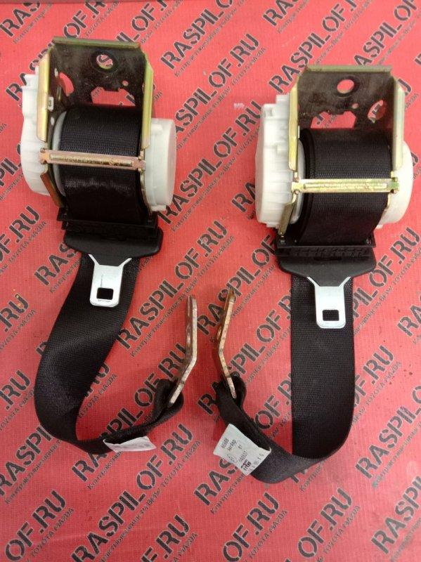 Ремень безопасности Bmw 5-Series E60 N52B30 2005 задний