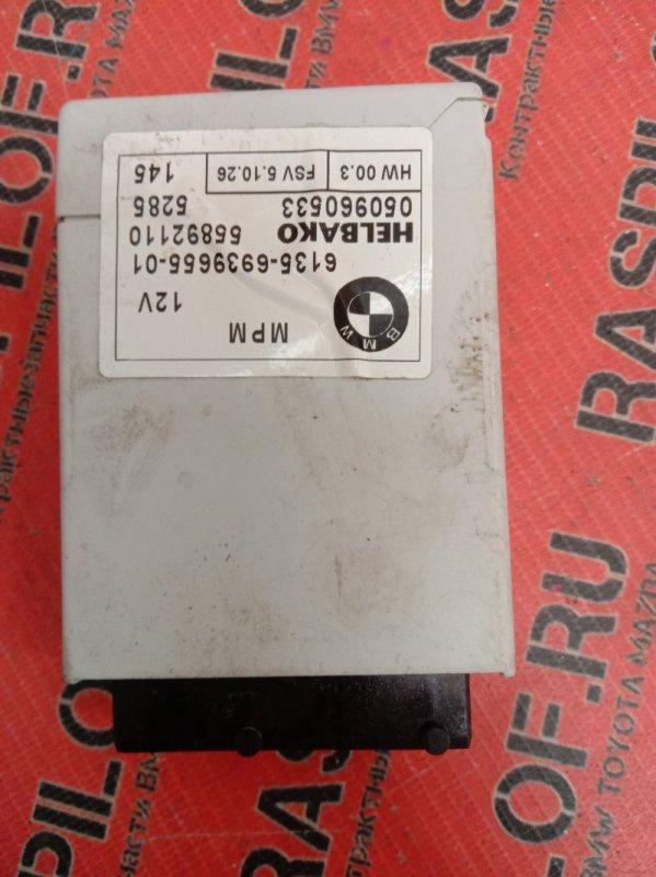 Блок управления подвеской Bmw 5-Series E60 N52B30 2005