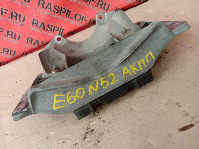 Подушка кпп Bmw 5-Series E60 N52B30 2005
