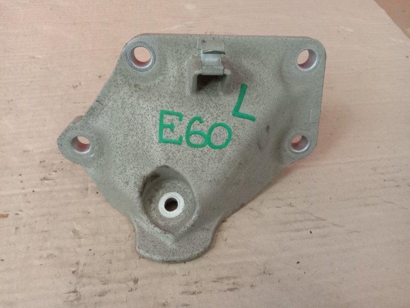 Кронштейн двигателя Bmw 5-Series E60 N52B30 2005 левый