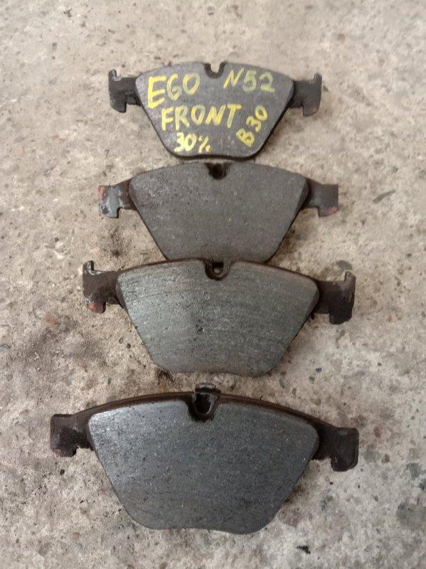 Тормозные колодки Bmw 5-Series E60 N52B30 2005 переднее