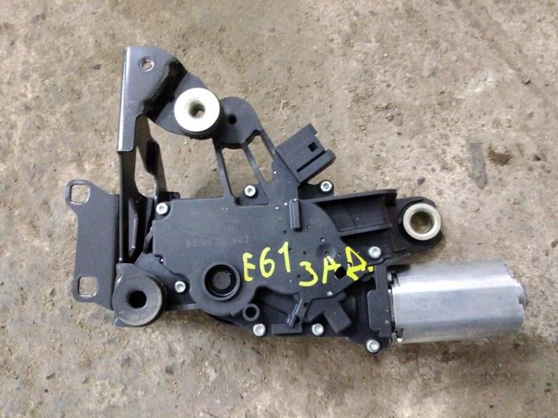 Мотор заднего дворника Bmw 5-Series E60 N52B30 2005