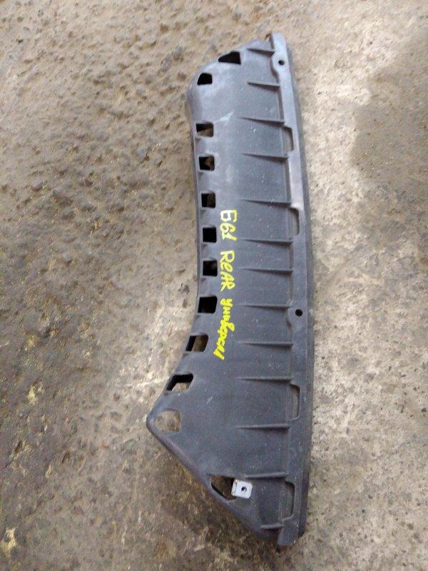 Клипса бампера Bmw 5-Series E60 N52B30 2005 задняя