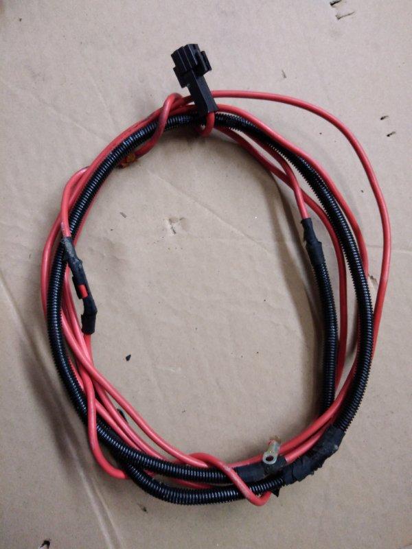 Электропроводка Bmw 5-Series E60 N52B30 2005