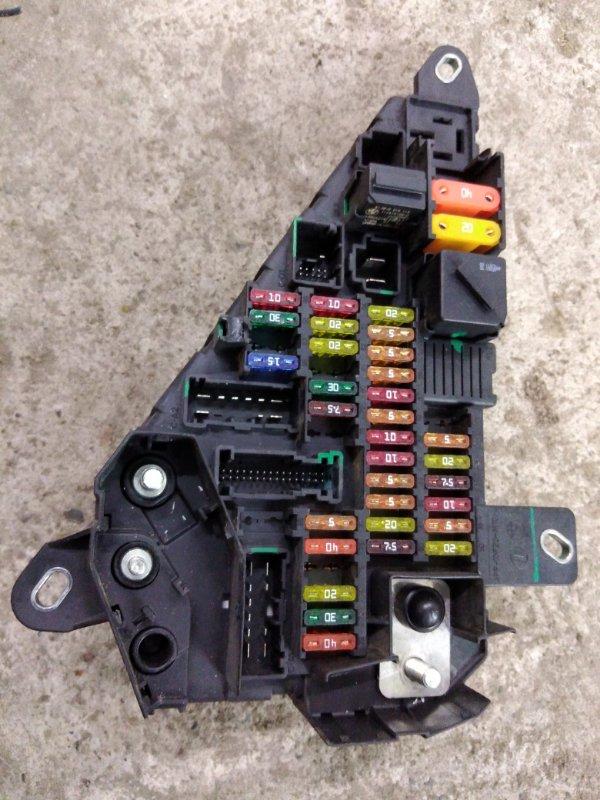 Блок реле и предохранителей Bmw 5-Series E60 N52B30 2005 задний правый