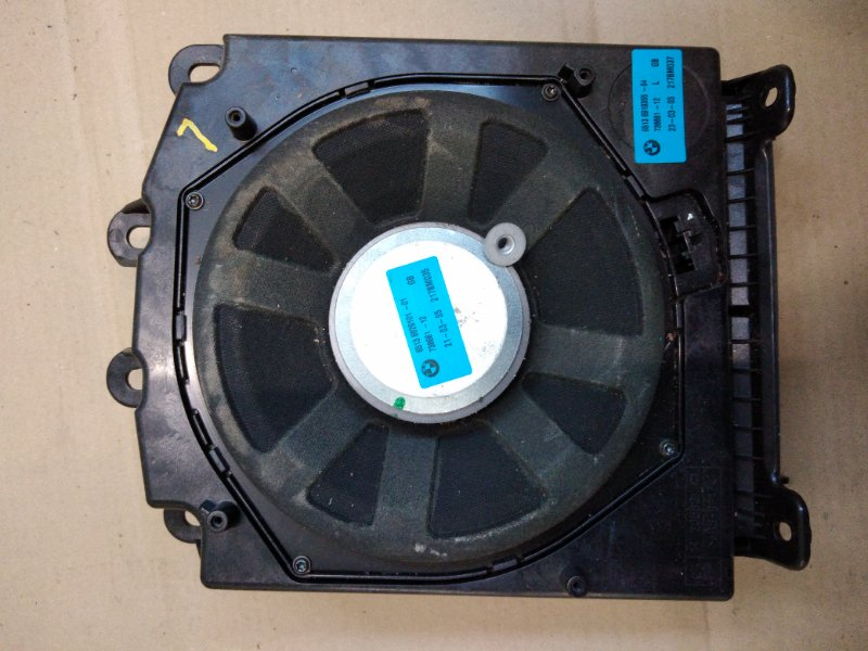 Динамик Bmw 5-Series E60 N52B30 2005 левый