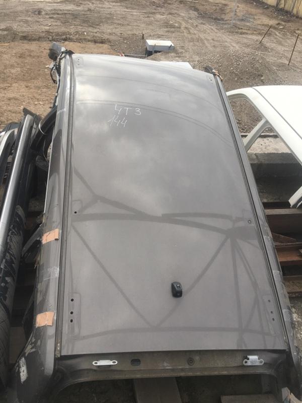 Крыша Toyota Corolla Fielder ZRE142 2ZR-FE 2010