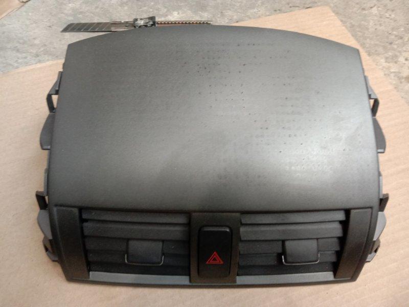 Дефлектор воздушный Toyota Corolla Fielder ZRE144 2ZR-FE 2010