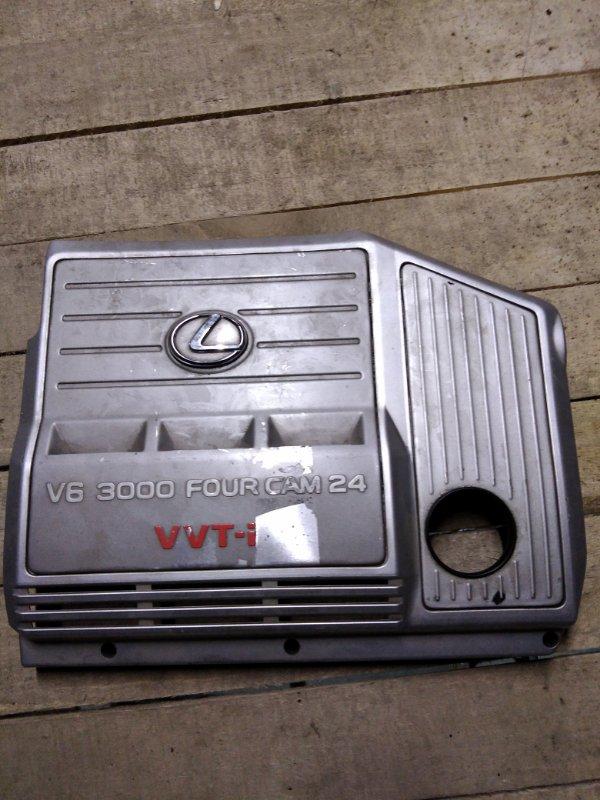 Крышка на двигатель декоративная Lexus Rx300 MCU15L 1MZ-FE 2000