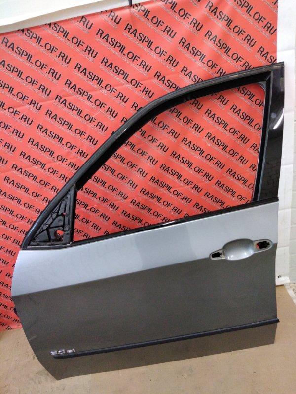 Дверь боковая Bmw X5-Series E70 N52B30 2007 передняя левая