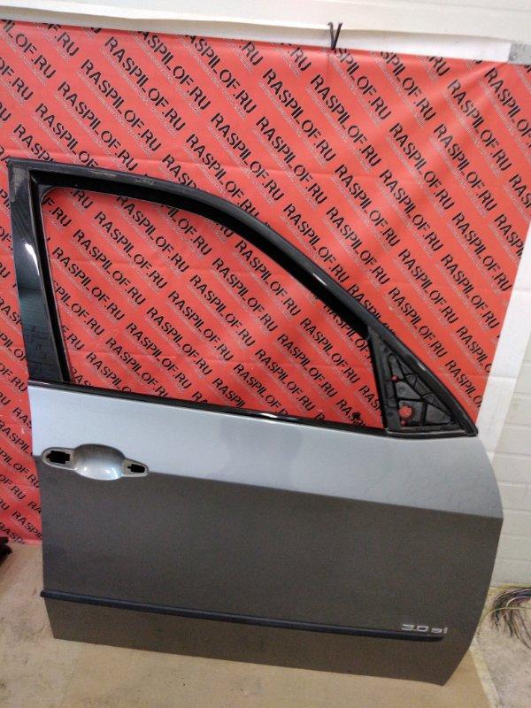 Дверь боковая Bmw X5 E70 N52B30 2007 передняя правая