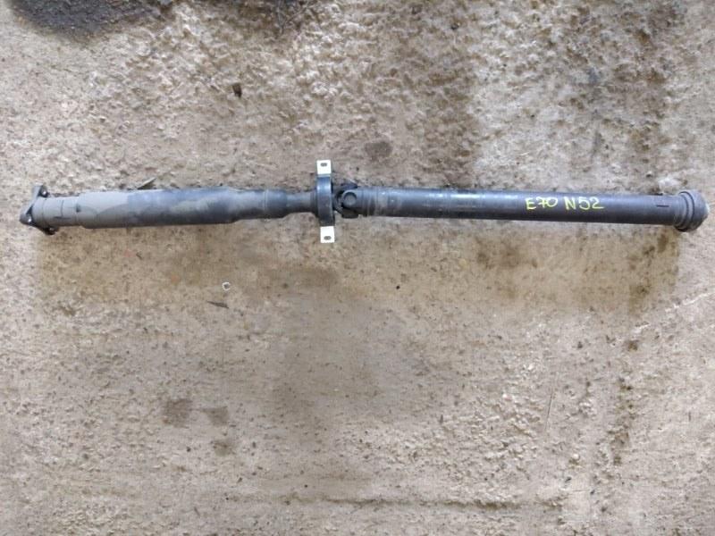 Карданный вал Bmw X5-Series E70 N52B30 2007 задний