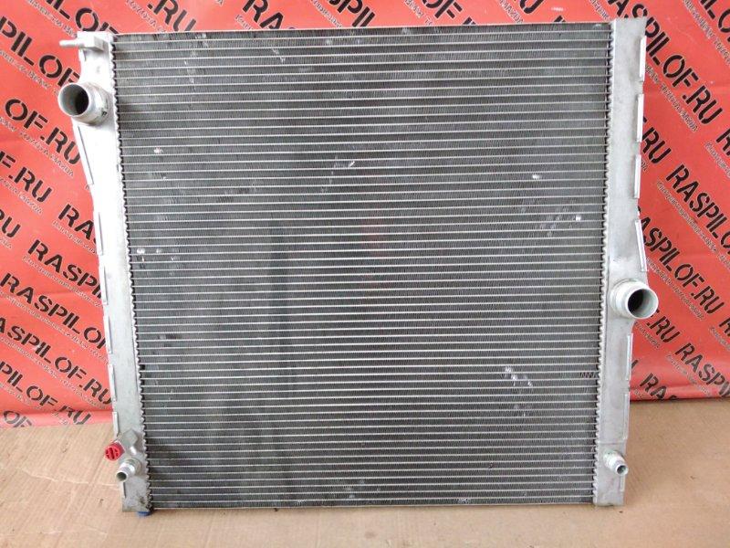 Радиатор двигателя Bmw X5 E70 N52B30 2007