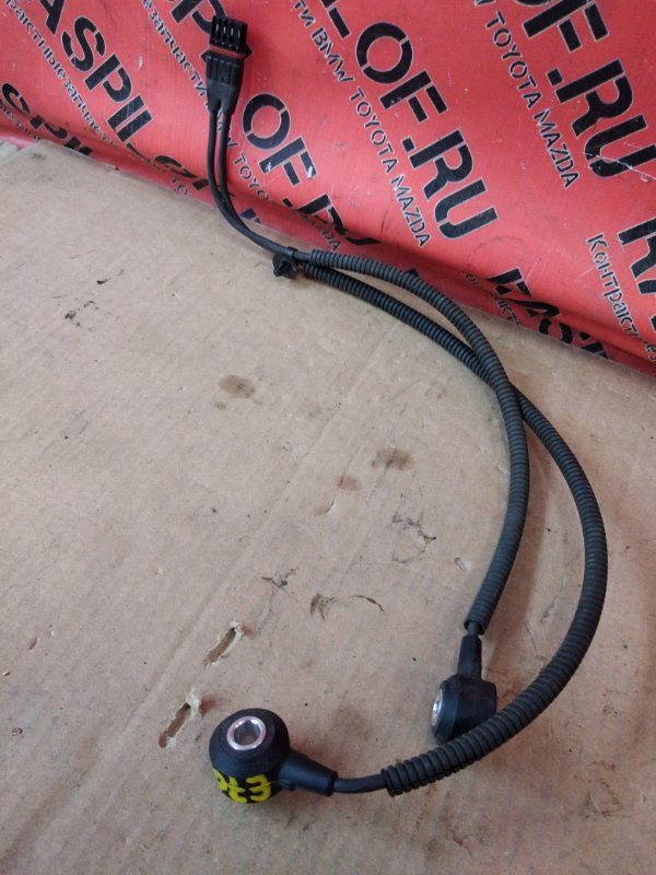 Датчик детонации Bmw X5 E70 N52B30 2007