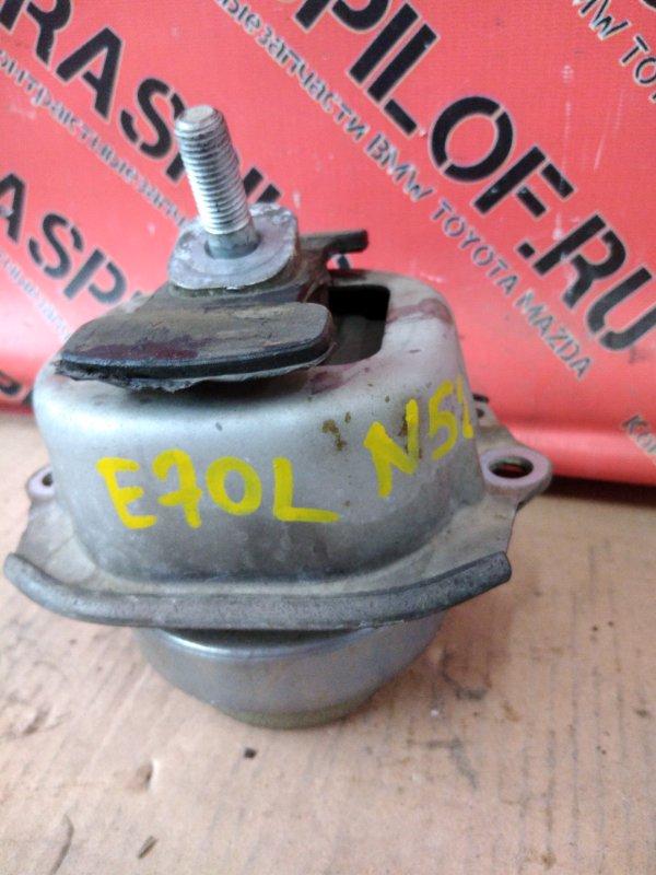 Подушка двигателя Bmw X5-Series E70 N52B30 2007 левая
