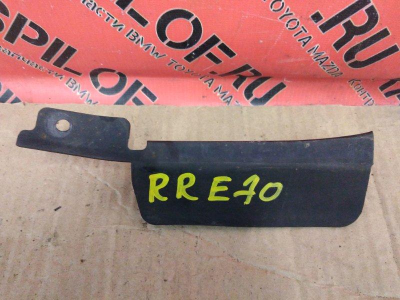 Брызговик Bmw X5 E70 N52B30 2007 задний правый