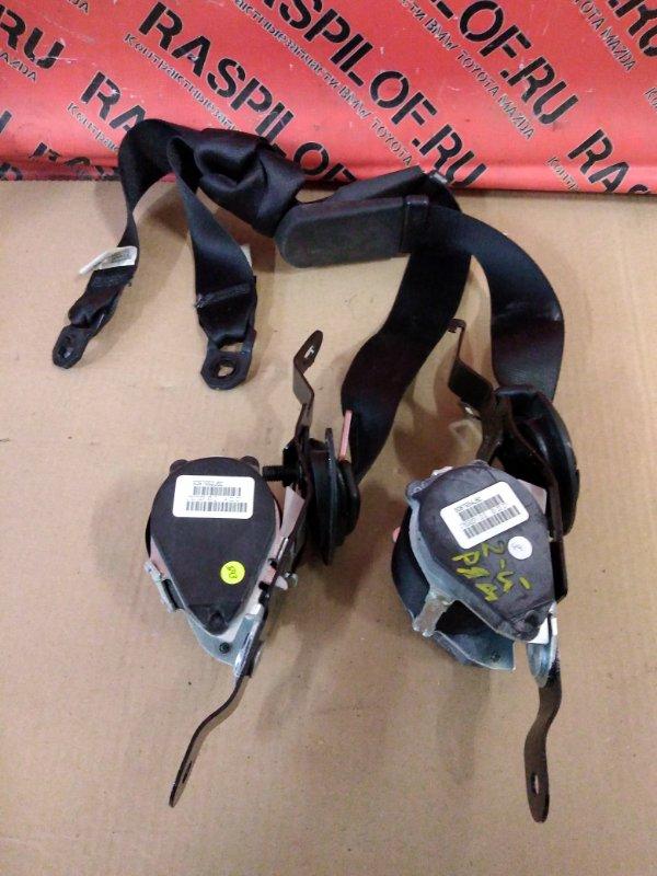 Ремень безопасности Bmw X5 E70 N52B30 2007 задний