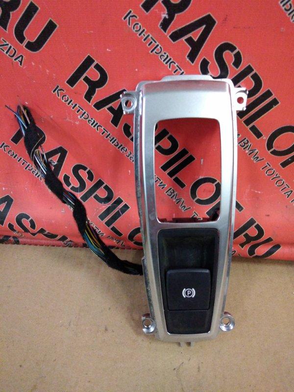 Кнопка Bmw X5-Series E70 N52B30 2007