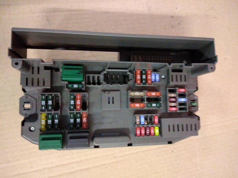 Блок реле и предохранителей Bmw X5-Series E70 N52B30 2007
