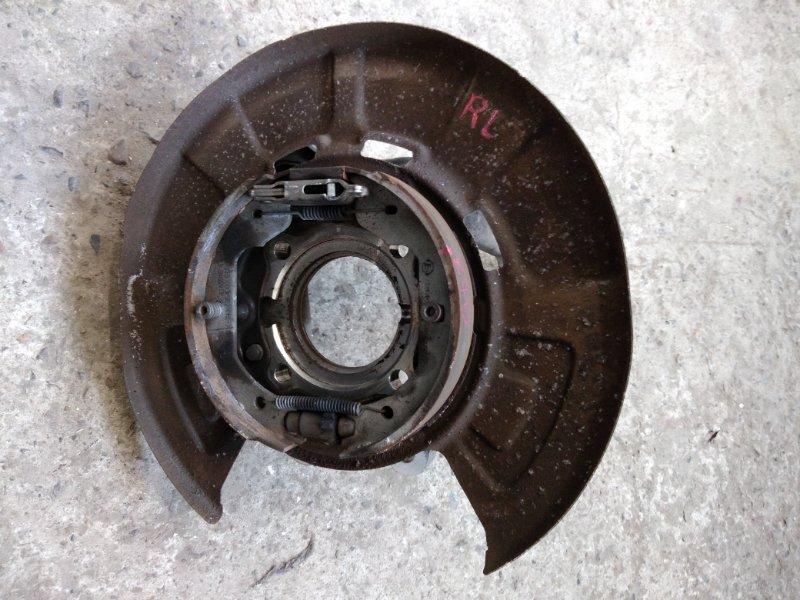 Цапфа Bmw X5 E70 N52B30 2007 задняя левая