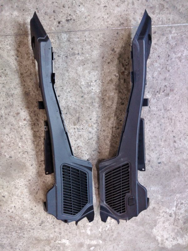 Обшивка багажника Bmw X5-Series E70 N52B30 2007 верхняя