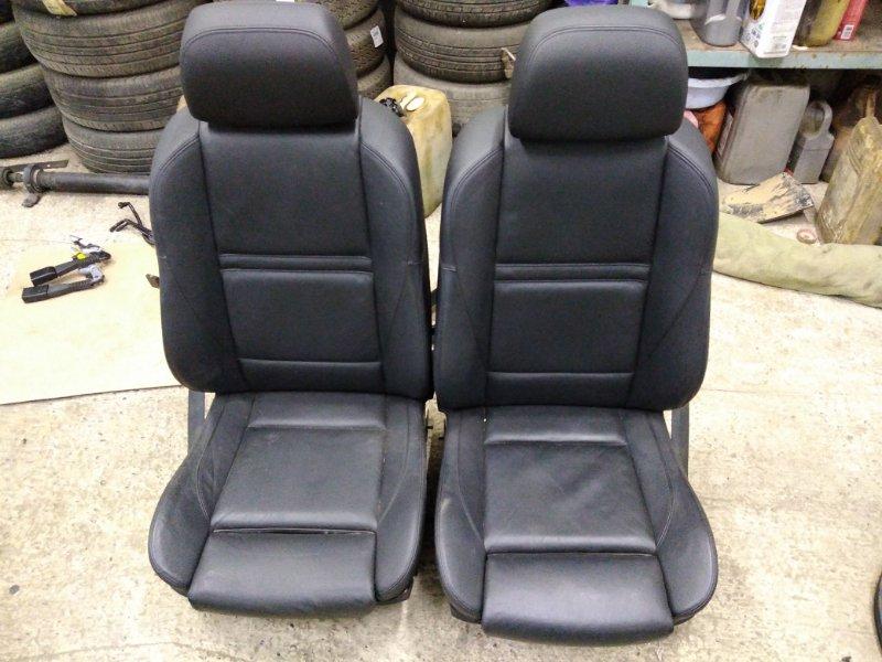 Сиденья Bmw X5-Series E70 N52B30 2007 передняя