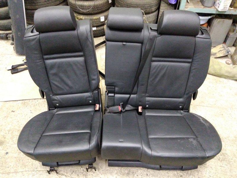 Сиденья Bmw X5-Series E70 N52B30 2007