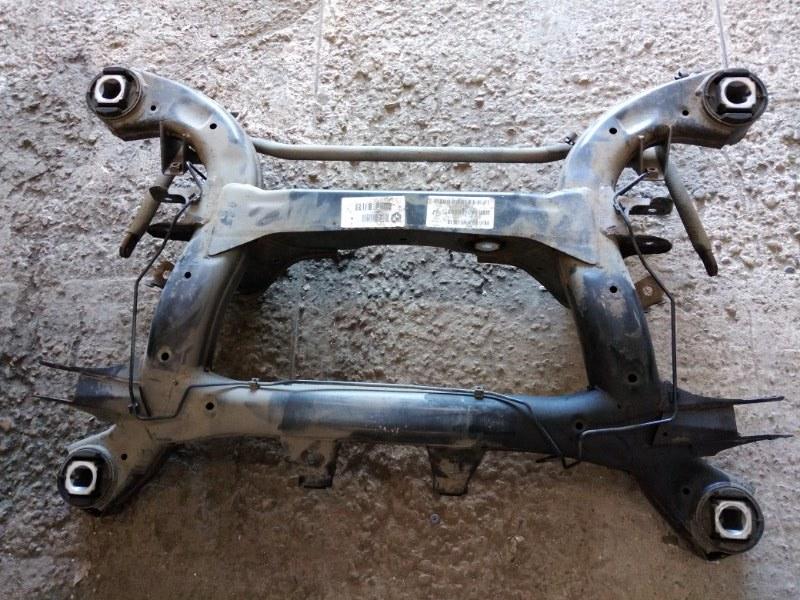 Балка поперечная Bmw X5 E70 N52B30 2007 задняя