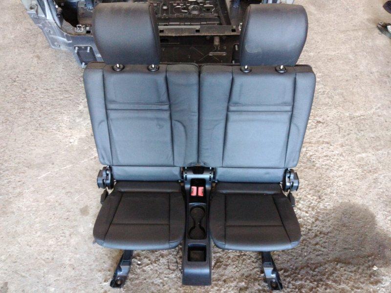 Сиденья Bmw X5-Series E70 N52B30 2007 задняя