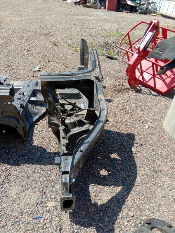 Лонжерон Bmw X5 E70 N52B30 2007 передний левый