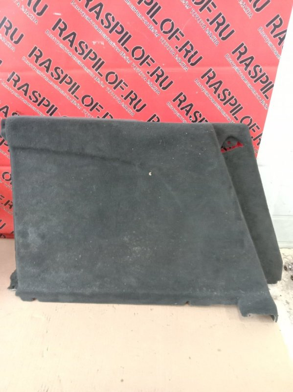Обшивка багажника Bmw X5-Series E70 N52B30 2007 левая