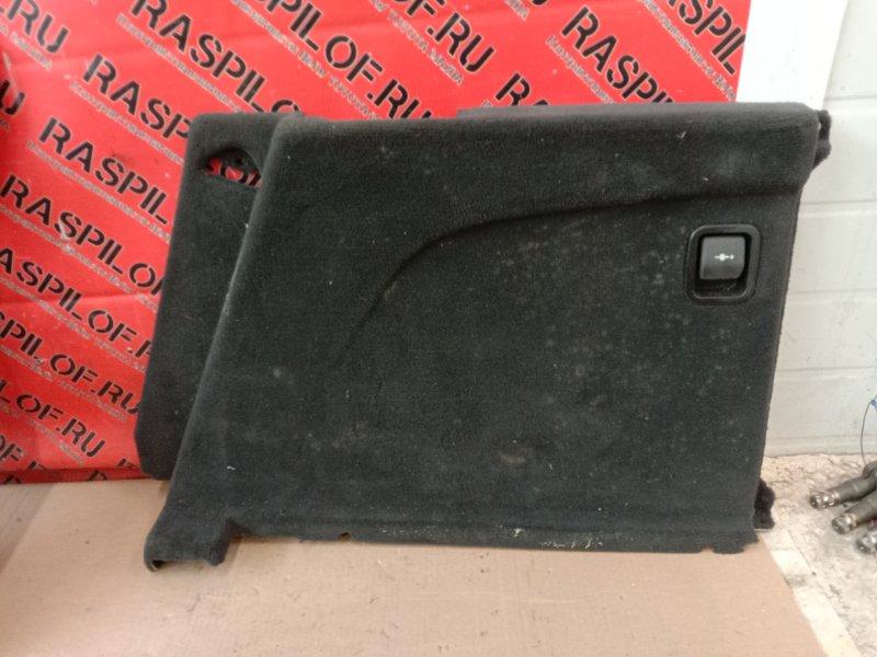 Обшивка багажника Bmw X5-Series E70 N52B30 2007 правая