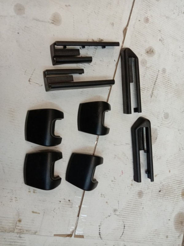 Пластиковые детали салона Bmw X5-Series E70 N52B30 2007