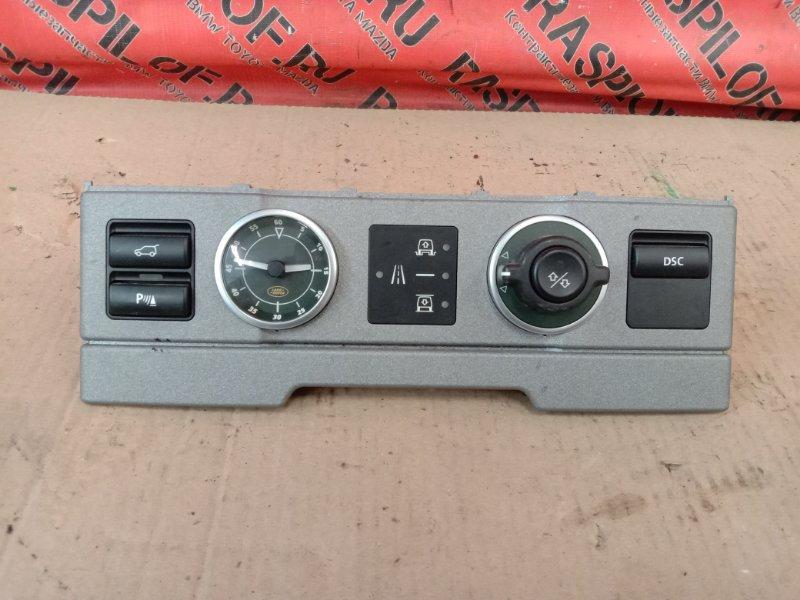 Блок управления подвеской Land Rover Range Rover LM44 M62B44 2005