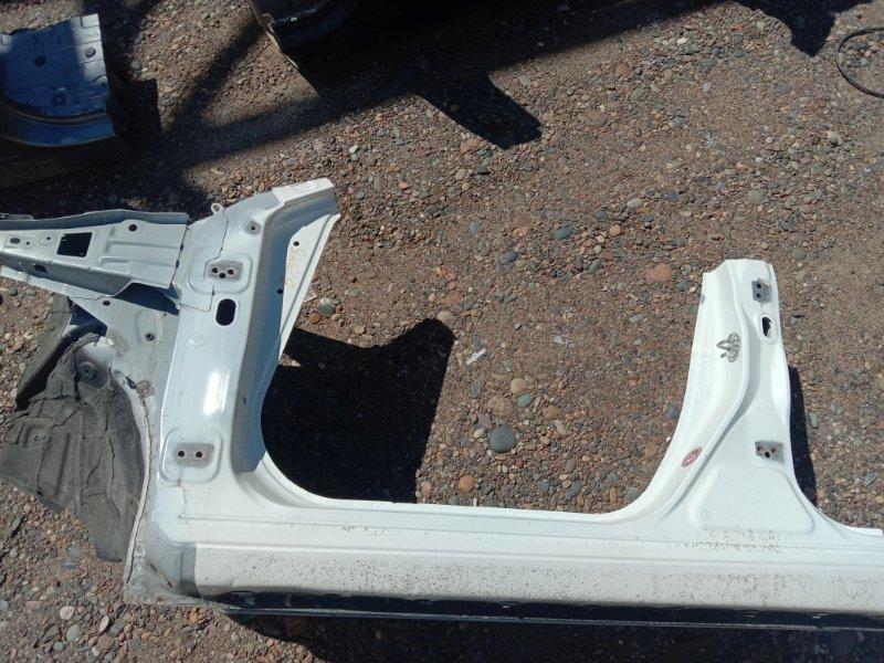 Порог Mazda Atenza GJ2FP SH-VPTS 2014 передний левый