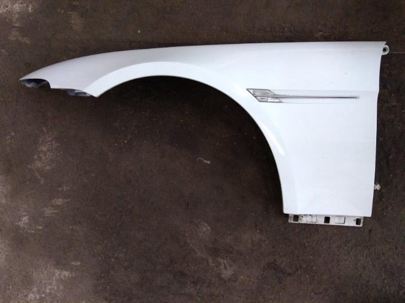 Крыло Bmw 6-Series E63 N52B30 2006 переднее левое