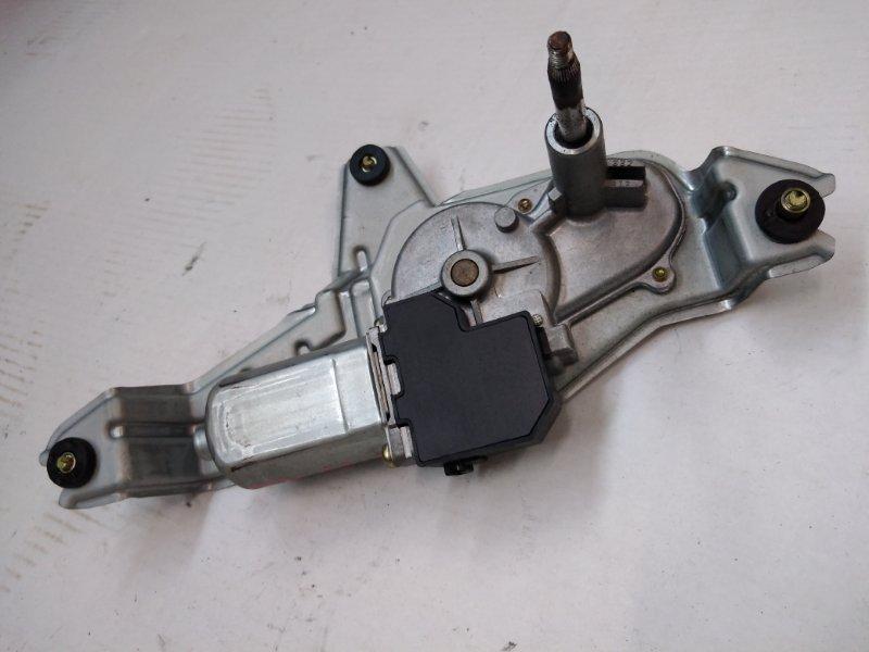 Мотор заднего дворника Toyota Corolla Fielder ZZE122 1ZZ-FE 2003
