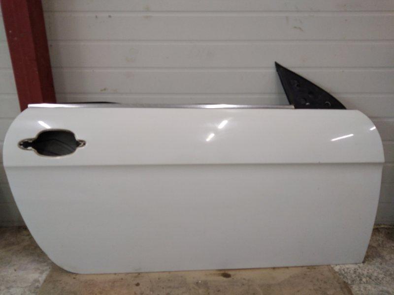 Дверь боковая Bmw 6-Series E63 N52B30 2006 передняя правая